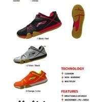 Li-Ning Badminton Shoes Idol AYTL079