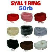 SYAL winter infinity 1 RING