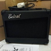 Jual Ampli gitar elektrik belcat 15G distorsi mantap Murah