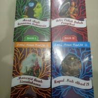 Paket 4 Buku Daur Jilid 1 sampai 4 - Emha Ainun Najib Cak Nun