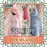 SALE 50% BAJU BUTIK Eve blanco by efandoank Original baju muslim pesta