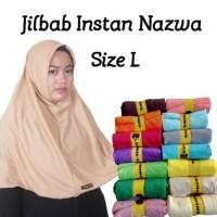 Jilbab Instan Nazwa