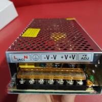 Jual Power supply 24V 5A / Adaptor Jaring 24V 5A Murah