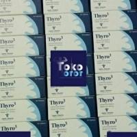 Thyro3 Thyro 3 ECER SATU STRIP 10 Tablets Cytomel T3 T 3 Alpha Pharma