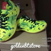 Li-Ning Badminton Shoes Icon Camo AYTL073
