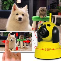 Jual IP Camera Anjing Mini Dog 720P HD IR Night Vision IP Cam Murah