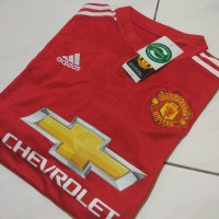 Manchester United Home 17/18 Climacool Top Grade Quality