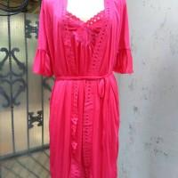 Jual set baju tidur satin cantik/ set lingerie baju tidur model kimono Murah