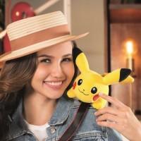 Jual Pikachu Shoulder Plush - boneka pokemon dr canon eos m10 original ori Murah