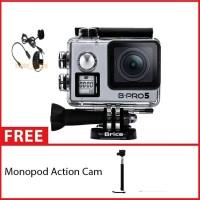 Jual BRICA B-PRO 5 Alpha Edition Mark IIs (AE2s) 4K WIFI Action Camera (Cam Murah