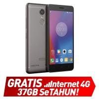 harga Smartfren - Lenovo K6 Note (dark Grey) - 15gb+gratis Internet Setahun Tokopedia.com