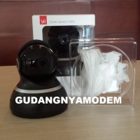 Jual HITAM Xiaomi Yi Dome 1080p Camera Smart ip Camera 360