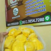 Jual Durian Kupas Medan super isi 900gr - 1kg Murah