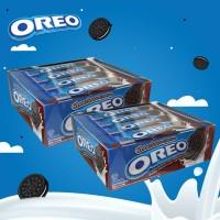 harga [beli 2 Lebih Murah] Oreo Biskuit Krim Cokelat 29.4 Gr - 2 Box Tokopedia.com