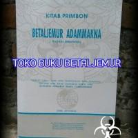 Primbon Betaljemur Adammakna Indonesia