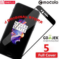 Mocolo Tempered Glass Oneplus 5 One+ 5 Full Curved Glass