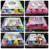 SURPRISE EGG TOY KINDER JOY DISNEY PRINCESS CARS MICKEY TELOR MAINAN
