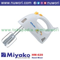 Jual Hand Mixer Miyako HM-620 Murah