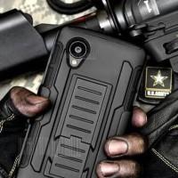Jual LG NEXUS 5 FUTURE IMPACT ARMOR MILITARY BELTCLIP KICKSTAND HARDCASE Murah