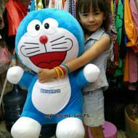 Jual BIG SALE Boneka Doraemon Ukuran Besar Hadiah Ulang Tahun Keren Modis Murah