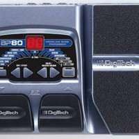effect /efek gitar bass Digitech BP-80/ BP80/ BP 80