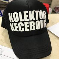 topi kolektor kecebong / topi kaesang