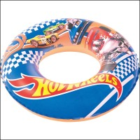 Ban Renang Pelampung Bulat Bestway 93401 Hot Wheels Swim Ring hotwheel