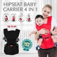 Jual Kiddy Hipseat 4in1 baby Carrier/gendongan bayi 4posisi/hip seat Murah