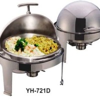 Penghangat Makanan Restaurant Buffet Chafing Dish Getra YH-721D