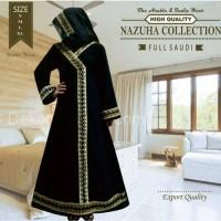 Jual SALE!!! Na 458 | Baju gamis pesta-gamis arab-gamis hitam-abaya saudi Murah