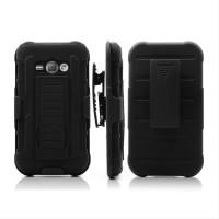 Case Belt Clip Samsung J1 Ace J110/Dompet/Sarung/Hp/Tas/Ikat Pinggang
