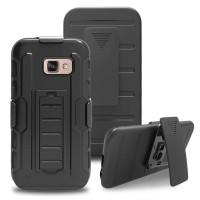 Case Belt Clip Samsung A7 2017 A720/Dompet/Sarung/Hp/Tas/Ikat Pinggang