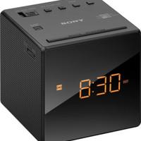 Sony Alarm Clock Digital ICf C1 Radio Am Fm