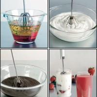 Jual Better beater Hand mixer manual milk frother whisker telur kue dapur Murah