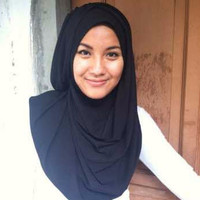 Jual Jilbab Instant Hana HS-0014 Murah