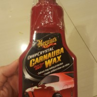 Meguiars Deep Crystal Carnauba Wax 473 ML