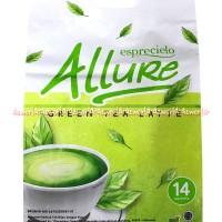 Jual Allure Esprecielo Green Tea Latte Minuman Instan Teh Hijau Asli Jepang Murah