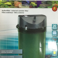 Filter External Eheim Classic 600 / 2217