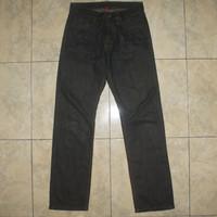 UNIQLO UJ Indigo Reguler Fit Straight Jeans