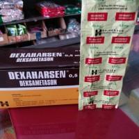 Dexaharsen 0,5 mg / Deksametason