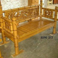 Bnagku Bale-Bale Bambu Jati (kursi minimallis-rak-sofa)