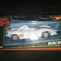 hot wheels. speed racers. mach 6