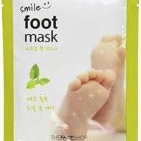 The Face Shop - Smile Foot Mask.