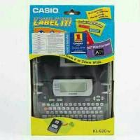 Print Label Printer Casio KL-820 Label It (Pengganti KL 7200)