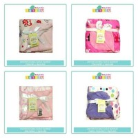 Jual Selimut Carters Double Fleece Motif Girl Murah