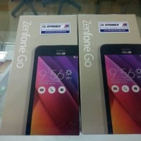 Hp Asus Zenfone Go ZB552KL - 2/16 Garansi resmi 1 Tahun
