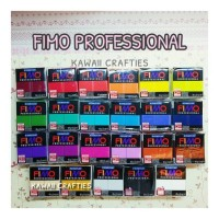 Jual FIMO PROFESSIONAL / polymerclay / oven baked clay / cernit premo Murah