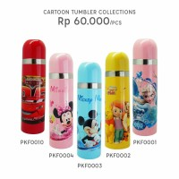 Thermos Air Karakter ( Mickey, Minnie, Cars, Pooh, Frozen )