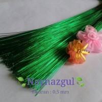Jual Kawat bunga / kawat stoking 0,5 mm Murah