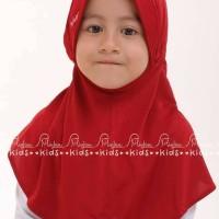Jual Bergo Laura Kids - Bestseller Jilbab kerudung Anak Sekolah Ngaji Murah